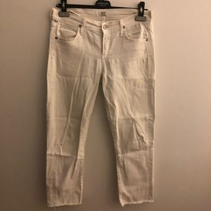 Cropped Citizen Jeans